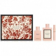 Gucci Bloom Set (Eau De Parfum 100 Ml Spray + Body Lotion 100 Ml +mini 7,4 Ml) (8005610479378)