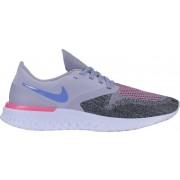 Nike Odyssey React 2 Flyknit - scarpe running neutre - donna - Grey