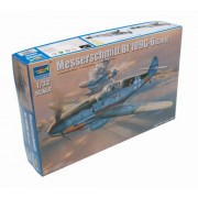 Trumpeter 1/32 Messerschmitt Bf109G6 German Fighter Early Version Model Kit