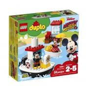 Lego Duplo Briques O barco do Mickey – 10881Multicolor- TAMANHO ÚNICO