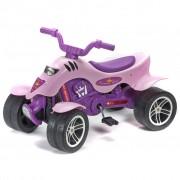 FALK Princess Quad Bike Pink 3/7