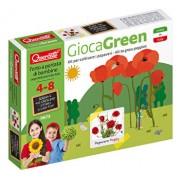 Set creativ pentru copii Cultivare Mac Quercetti