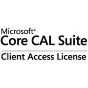 Microsoft Core CAL (Client Access License) Single License/Software Assurance Pack OPEN No Level User CAL