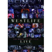 Westlife - The Where We Are Tour (0886977351792) (1 DVD)