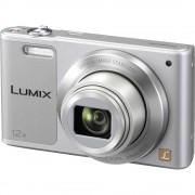 Digitalna kamera Panasonic DMC-SZ10EG-S 16 mil. piksela optički zum: 12 x srebrne bojee boje