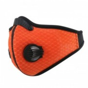 Maska ochronna filtr ffp1 Pomarańczowa