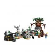 LEGO HIDDEN SIDE Le cimetière mystérieux 70420