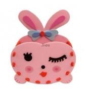 Alcoa Prime Kids Rabbit Handmade Eva Pen Holder DIY Craft Container Educational Toy