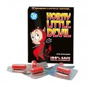 Horny Little Devil 5 kapslar-stark erektion