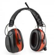 Auna Jackhammer BT cascos anti ruido Radio FM 4.0 Bluetooth AUX in SNR 28dB (JP3-JackBT RD)