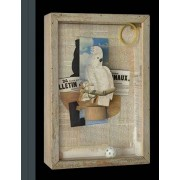 Birds of a Feather: Joseph Cornell's Homage to Juan Gris, Hardcover/Mary Clare McKinley
