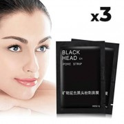 Shopido Black Head Mask - 3 pack