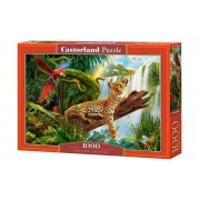 Puzzle Leopard, 1000 piese