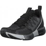 Reebok Fusion Flexweave Black/Ash Grey/Red/White, Skor, Sneakers & Sportskor, Löparskor, Svart, Herr, 41