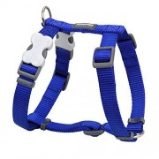 Red Dingo Classic Dog Harness, X-Large, Blue