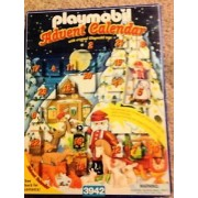 "Playmobil Advent Calendar 3942 ""Christmas Forest"" 2001"