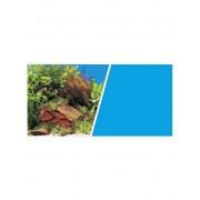 HAGEN Fundal cu două fețe pentru acvariu plante și pietre / albastru 30cmx7.5m