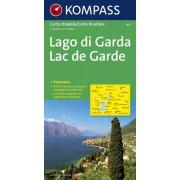 Kompass Carta N° 360 1:125.000