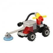 ELECTROPRIME Set of 30 Hunting Car Kids Boys Girls Intelligent Building Toy Bricks Funny