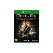Game - Deus Ex: Mankind Divided - Xbox One