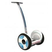 Scuter electric (hoverboard) Segway Ninebot E+, Viteza 22km/h, Autonomie 25 km (Alb)