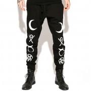 pantaloni uomo (pantaloni della tuta) BLACK CRAFT - Symbols - JG001SM