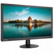 """Монитор Lenovo ThinkVision T2224d, 21.5"""" (54.61 cm) TFT панел, Full HD, 7ms, 3000:1, 250 cd/m2, VGA, DisplayPort"""