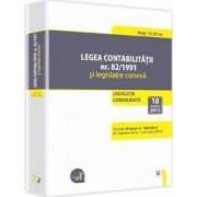 Legea Contabilitatii Nr.82 1991 Si Legislatie Conexa 10 Ianuarie 2015
