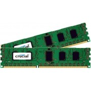 Crucial 8GB Kit (4GBx2) 8GB DDR3 1600MHz geheugenmodule