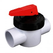 Spa Quip 2 way valve 40mm