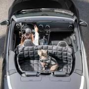 Op 95 °C wasbare hondendeken voor in de auto, M - Achterbank 2-deurs/cabrio