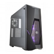 Coolermaster Mcb-k500d-kgnn-s00 Masterbox K500 Rgb, Tempered Glass Window, 2x Rgb Led Fans, Rgb Splitter Cabl