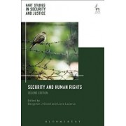 Security and Human Rights: (second Edition), Paperback/Benjamin J. Goold