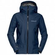 Norrøna - Women's Falketind Gore-Tex Jacket - Veste imperméable taille M, bleu