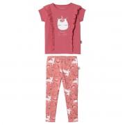 Petit Béguin Pyjama fille manches courtes Petits Rêves - Taille - 3 ans
