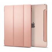 """Spigen Smart Fold Apple iPad Air 10.5"""" oldalra nyíló tok, rozéarany"""