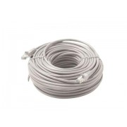 UTP FLYLEAD 50M CAT5 GREY
