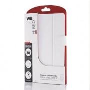 WE Housse universelle pour tablette 8'' H-850 blanc compatible IPAD MINI