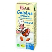 Ecomil Bio Növényi Tejszín UHT 200 ml
