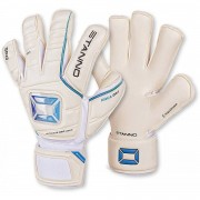 Stanno Keepershandschoenen Ultimate Grip Aqua RFH - Wit - Size: Large