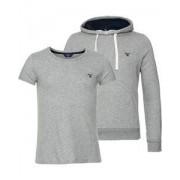 Gant Set Hoodie & T-Shirt