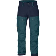 FjallRaven Keb Trousers Long - Glacier Green - Pantalons de Voyage 52