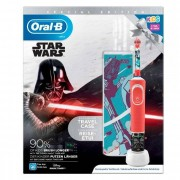 ORAL-B STAGES POWER ESCOVA DENTÍFRICA ELÉCTRICA STARWARS + ESTOJO