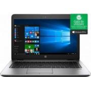 Laptop HP EliteBook 840 G4 Intel Core Kaby Lake i7-7500U 256GB 8GB Win10 Pro FullHD Argintiu Fingerprint