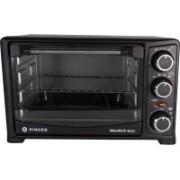 Singer 16-Litre MaxiGrill 1600 Oven Toaster Grill (OTG)(Black)