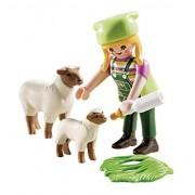 Playmobil Farmer with Sheep