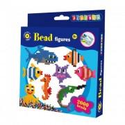Playbox Gyöngykép figurák - tengeri állatok