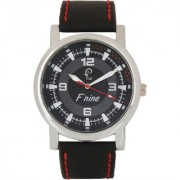 Fnine mens watches casual black dial SP003AD-12