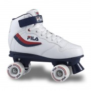 Patine cu rotile Fila Ace White/Blue/Red