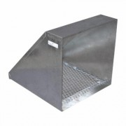Canarm Fan Hood with Bird Screen - 18 Inch, Model EH18